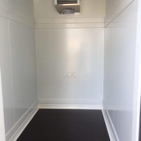 Intérieure Remorque frigorifique 6m3 SMAT location